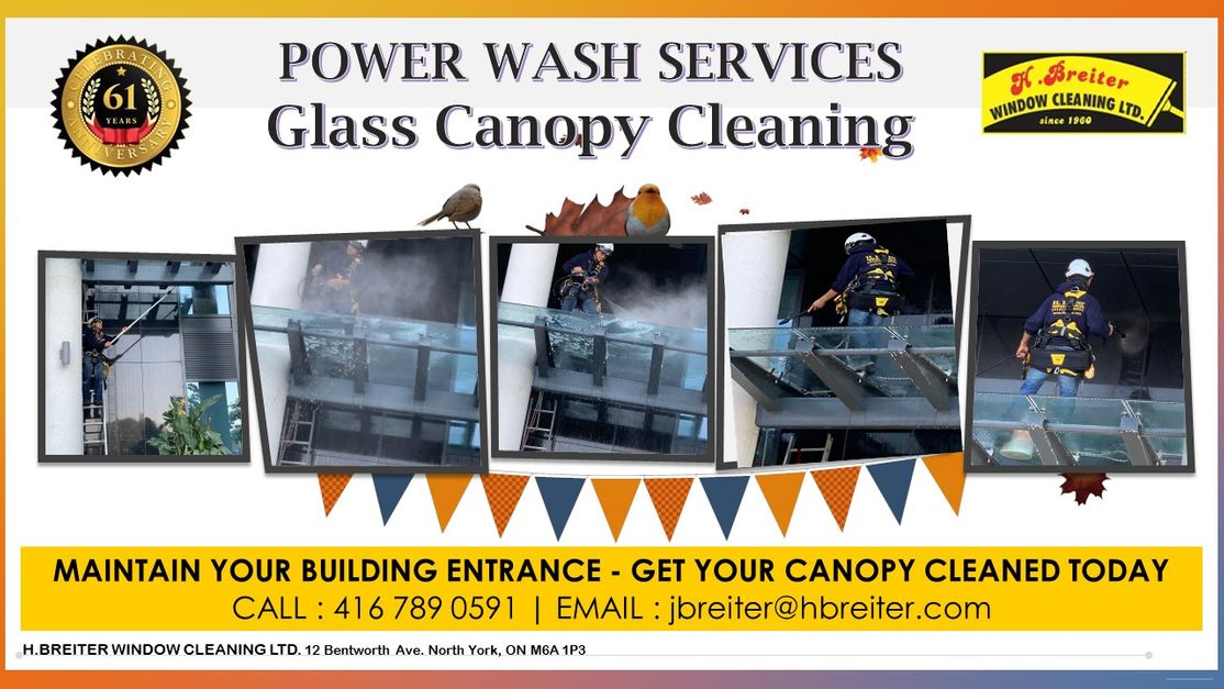 Power Wash Services Flyer