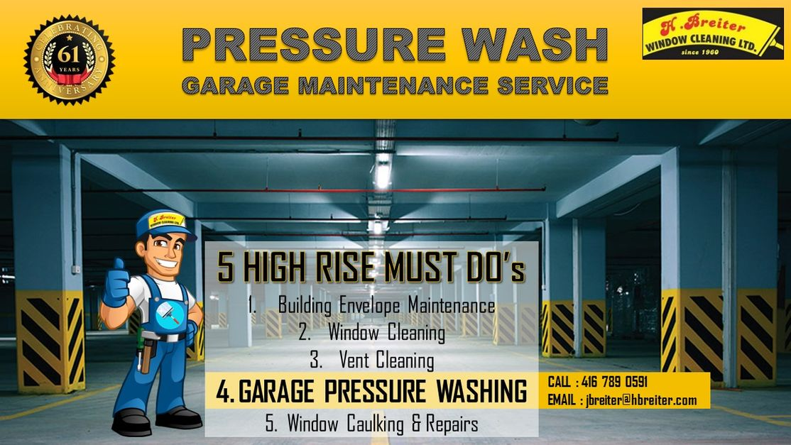 Garage Maintenance Services