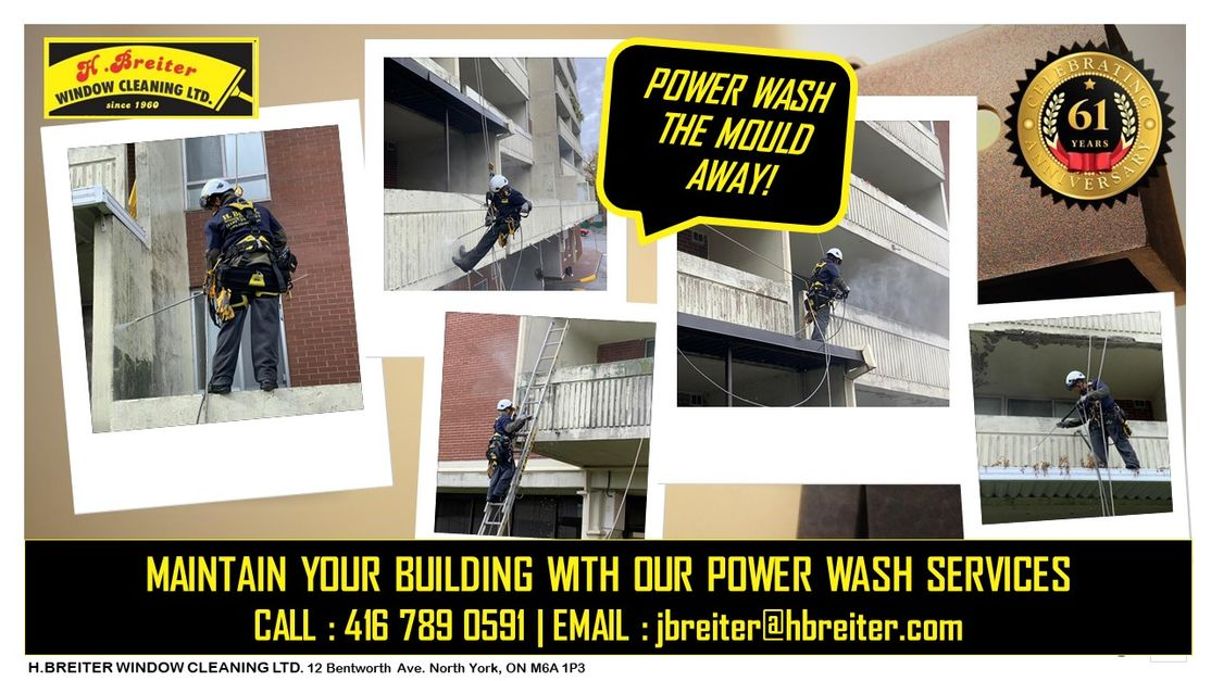 PRESSURE WASH SERVICES FLYER