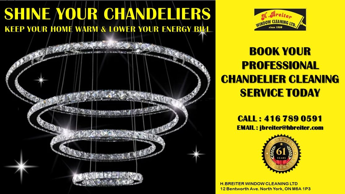 Lights cleaning services